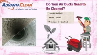 Air Ducts Need to Be Cleaned