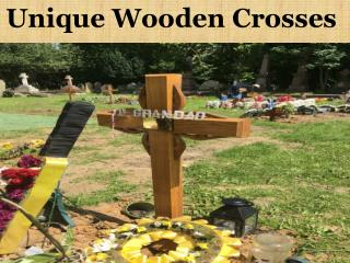 Unique Wooden Crosses