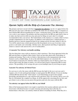 Operate_Safely_with_the_Help_of_a_Lancaster_Tax_Attorney.pdf
