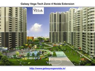 Galaxy Vega Flats for 20:80 payment plan with no EMI