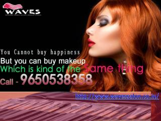 Fascinated Best makeup studio in Noida who actually think about customer comfort zone & their desires in latest trends d