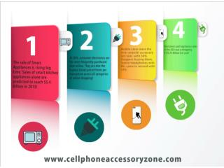 Cell Phone Accessory Zone