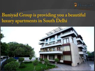 Flats for Sale in South Delhi