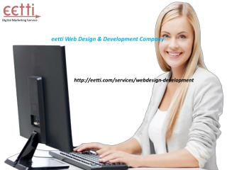 eetti – Web Design & Web Development Services