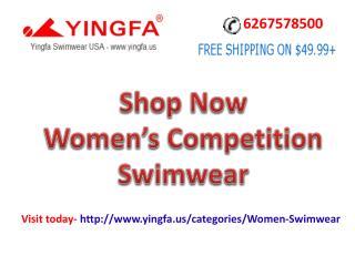 Shop Women Competition Swimwear at yingfa.us