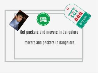 packers and movers in bangalore movers and packers in Bangalore