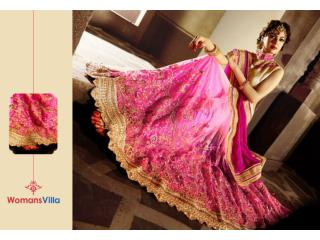 High End Designer Saree Online Collection From Womansvilla