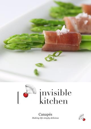 Catering Hong Kong | Invisible Kitchen | Gourmet Catering