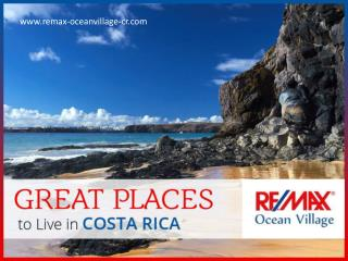 Why to Choose Playas del Coco Real Estate
