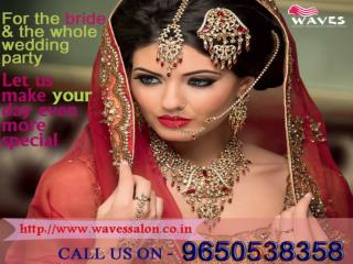 Unordinary bridal makeup service in noida Get the fabulous services by the bestest makeup studio in noida call us on 965