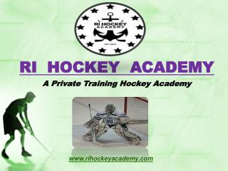 Rhode Island Hockey Academy Training