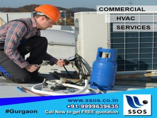 Commercial HVAC Service provider in Gurgaon