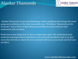 Alankar Diamonds