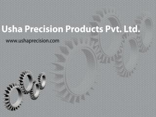 Ushaprecision - Manufacturers and Suppliers - Rivets, Dowel Pins