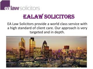 Immigration Lawyers In London