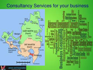 Consultancy services for your business