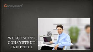 Consystent Infotech - India's Premium Managed Data Entry Outsourcing Company