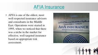 Afia Insurance