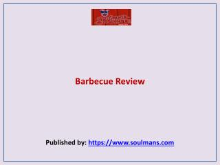 Soulman's Bar-B-Que-Barbecue Review