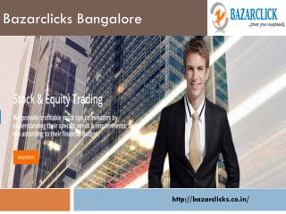 Reviews on Bazarclick Services Pvt Ltd Bangalore