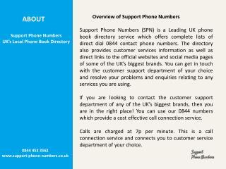 Use 24/7 TalkTalk Customer Service Number 0844 453 3562