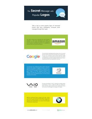 Hidden Message in popular logos