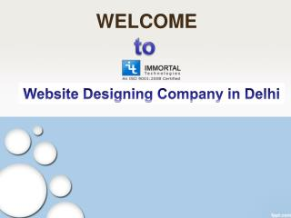 Cheap & Best Website Designing Company in Delhi NCR
