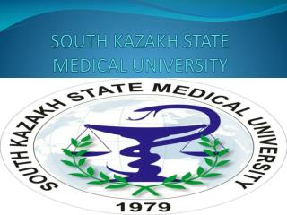 South Kazakh State Medical University