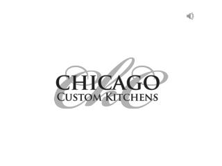 Chicago Custom Kitchens - A Kitchen And Bathroom Cabinet Design Center