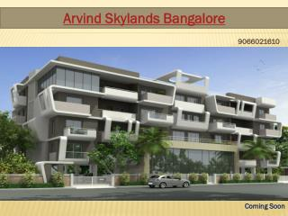 Arvind Skylands | Smart Property | Jakkur, Bangalore