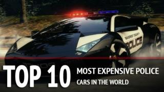 Most Expensive Police Cars in the World: A Quick Glance