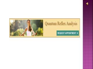 quantum reflex analysis practitioners