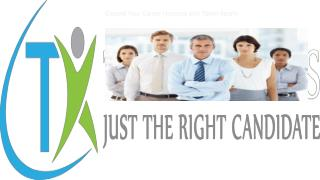 Reach Talent Xperts for Professional Recruitment Services