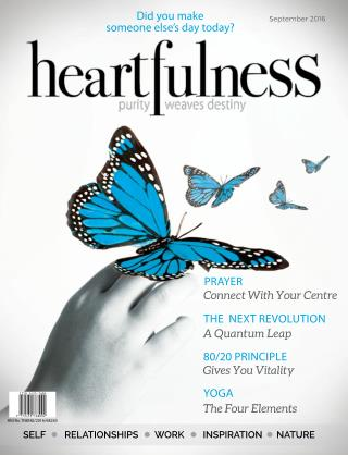 Heartfulness Magazine Issue 11