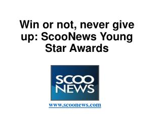 ScooNews Young Star Awards