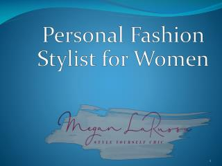Best Personal Fashion Stylist for Women