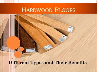 Residential hardwood flooring Services in Stafford VA