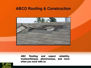 Beaumont Roofing Company