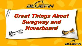 Great Things About Swegway and Hoverboard