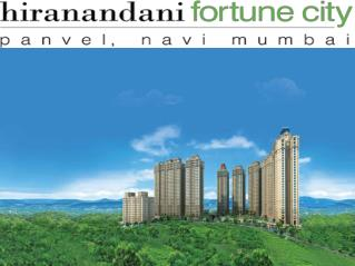 Hiranandani Fortune city panvel Mumbai
