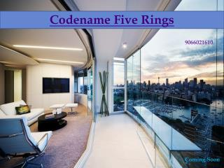 Codename Five Rings- Joy Your Every Moments, Call-9066021610