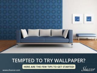 Wall Coverings - Tips to Choose the Best!