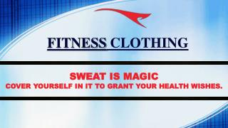 Our Clothing Line Empowers Fitness Freaks