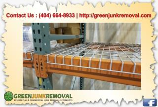 Warehouse Racking System Removal