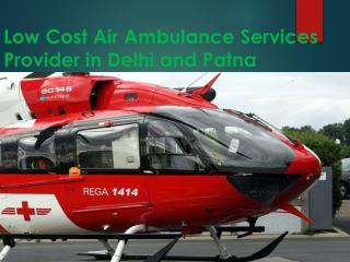 Medivic Aviation Air and Train Ambulance Services in Delhi and Patna