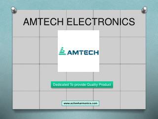 Active Harmonics Filter - Amtech Electronics