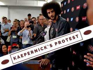Kaepernick's protest