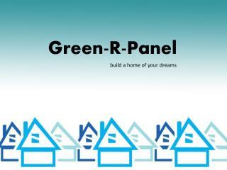 Green r-panel | Toronto | Canada