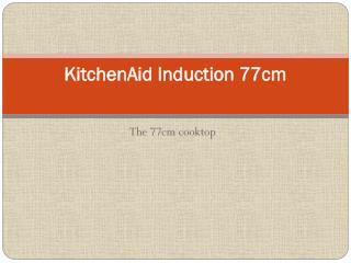 Kitchenaid Induction 7 cm