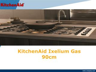 KitchenAid Ixelium Gas 90cm